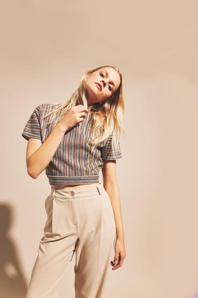 Model : Linde Derickx & Adam Sordes Stylist : Anna Julia Marciel MUA : Tessa Necer Photographer : Laly Picon